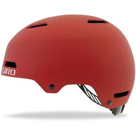 Giro Dime FS Helmet Youth matte dark red